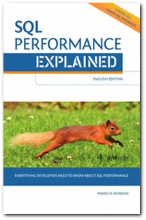 'SQL Performance Explained' Cover